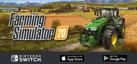 Farming Simulator 20 coming to mobile devices on December 3rd